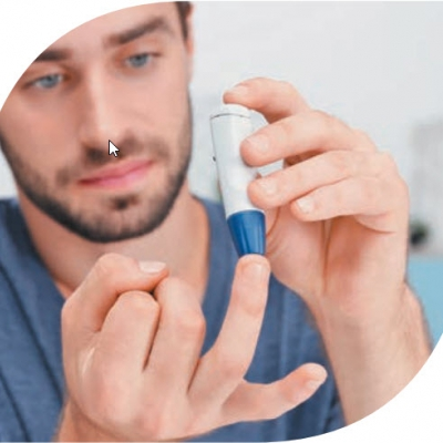 Progressivement, l'éducation du patient diabétique s'installe au domicile